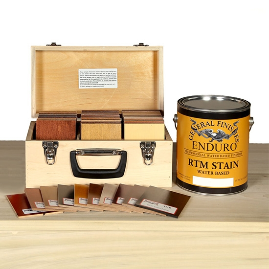 Ready-To-Match Professional Water-Based Stain System