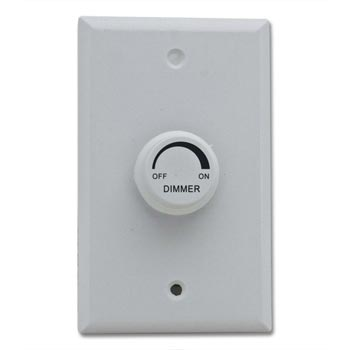 Dimmers, Switches, and Power Supplies