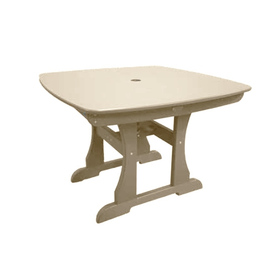 "42"" COUNTER HEIGHT TABLE, SANDSTONE"