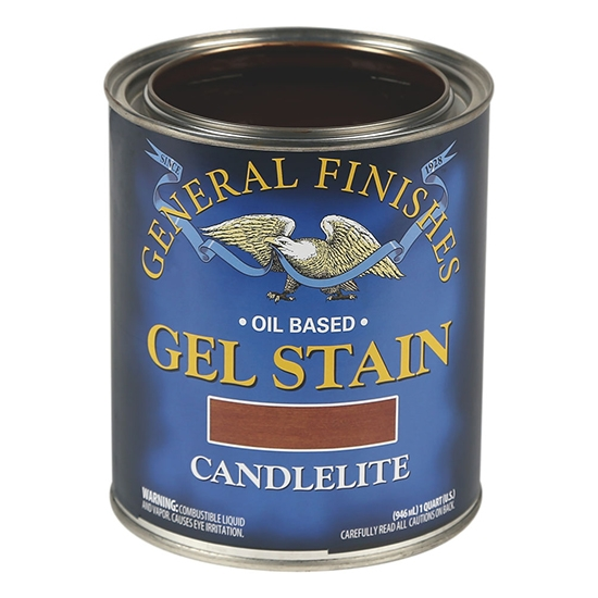 Gel Stain, Oil Based, Candlelite, Pint