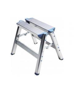 Telesteps 1-Ft. Aluminum Step Stool, 300 Lb. Capacity, Type 1A