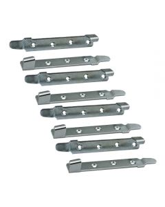 Bed Fittings 145mm - 8 Pieces per Set