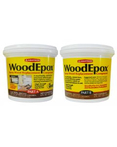 WoodEpox Kit, 2 quarts