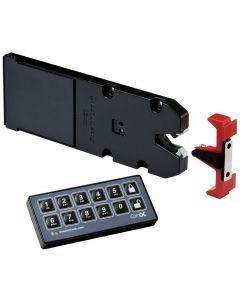 Stealthlock Keyless Cabinet Locking System Starter Kit