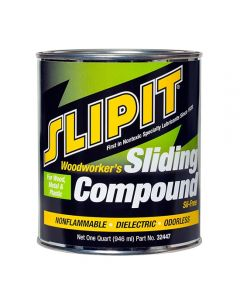 Slipit Sliding Compound Without Silicone, Quart