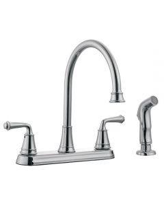 Eden Kitchen Faucet Polished Chrome