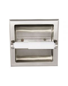 Millbridge Recessed Tp Holder Satin Nickel