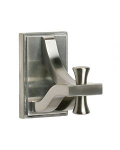 Ironwood Robe Hook Satin Nickel