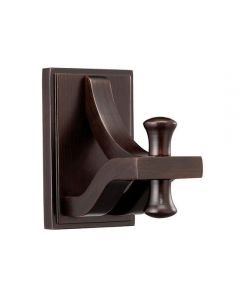 Ironwood Robe Hook Brushed Bronze