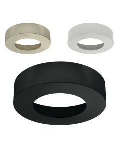 Round Surface Mount Trim Ring For 2025/2026 Series Puck Lights 1