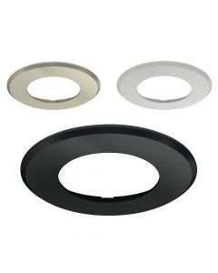 Round Recessed Mount Trim Ring For 2025/2026 Series Puck Lights 1