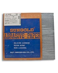 Abrasive Sheet 120grit A-weight Silicon Carbide