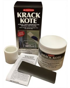 Krack Kote Plaster and Drywall Restoration Pint Kit