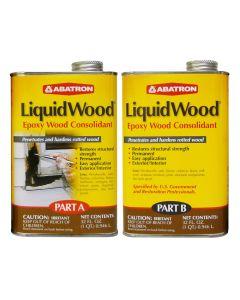 LiquidWood Kit, Quart size