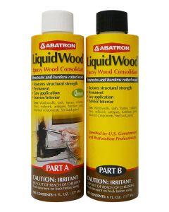 LiquidWood Kit- 12 fl oz