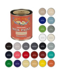 Milk Paint, Various Finishes, Quart