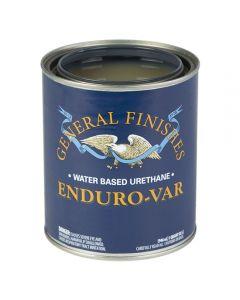 Enduro-Var Urethane Topcoat, Specify Sheen in Quart or Gallon