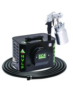 Apollo ECO Turbine Unit, 3-Stage, 110V With E7000 spray gun and 20 Foot Hose