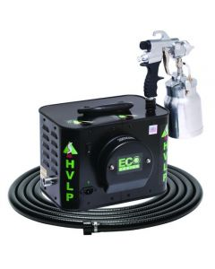 Apollo ECO Turbine Unit, 5-Stage, 110V With E7000 spray gun and 20 Foot Hose