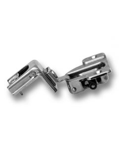 Blum COMPACT 39C 110° Face Frame Hinge, 1 Inch Overlay, Screw-On