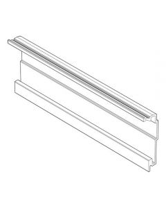 Servo Drive Horizontal Aluminum Profile, 1143 mm, without cable