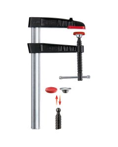10 x 4.5 IN, TG clamp with tommy bar