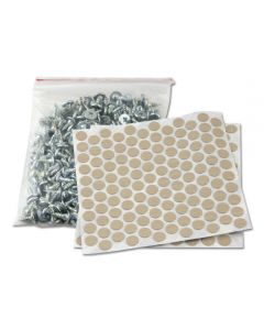 Kolbe Korner Screws and Caps for 50 Pack Tan