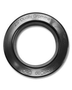 2-1/2in Dually Grommet Black 100 Pc