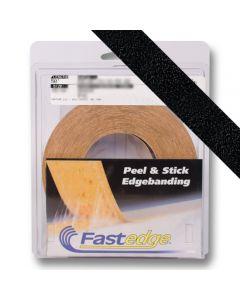 Black PVC Edgebanding- 2in, 50ft Roll