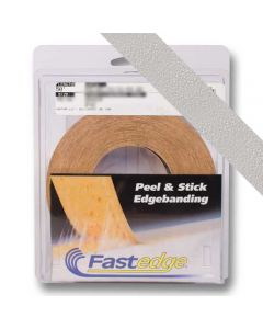 Folkstone Gray Edgebanding- 15/16in, 50ft Roll