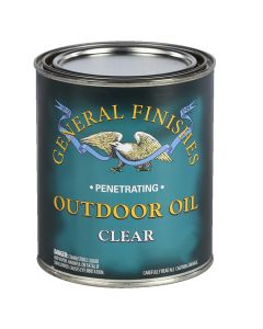Gloss Exterior 450 Clear Topcoat, Gallon