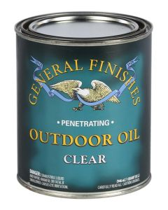 Outdoor Oil, Clear, Quart