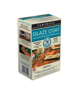 Famowood Glaze Coat Clear Epoxy Kit, Specify Size