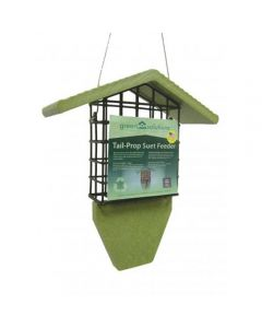GREEN SOLUTIONS SINGLE SUET TAIL PROP FEEDER