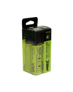 Fuel Cells For Grex Cordless Nailer, 4 Pack