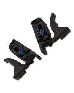 """Front Fixing Clip Set for 5/8\"""" Drawer Box - 30° Screw Holes"""