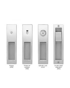 Sliding Door Latches, Four Model Types