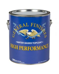 High Performance Polyurethane Topcoat, Specify Sheen in Quart or Gallon
