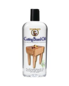 Howard's Cutting Board Oil, 12 oz