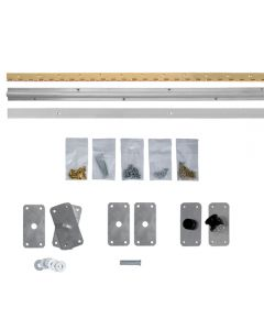 InvisiDoor Bi-Fold Hardware Kit