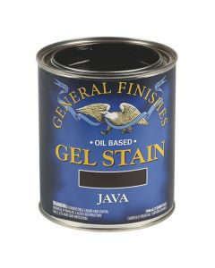 Gel Stain, Oil Based, Java, Gallon