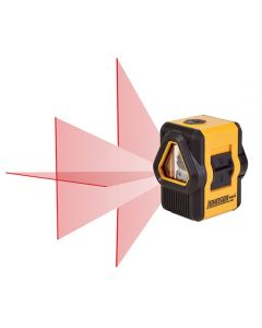 Self-Leveling Cross and Line Laser