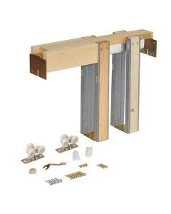 Johnson Hardware 1500 Series Pocket Door Hardware Set