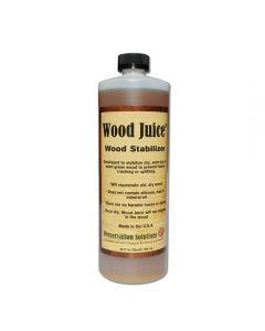 Wood Juice Dry Wood Stabilizer, Quart
