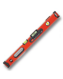 24in Digiman® Magnetic Digital Level with Plumb Site and Carrying Case