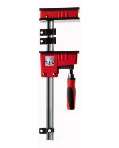 Clamp, woodworking, parallel clamp, K BODY® REVO, 82 In. x 3.75 In., 1500 lb