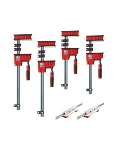 Clamp Kit Includes: 2-24'', 2-40'' K Body® REVO Clamps and 2 x KBX20