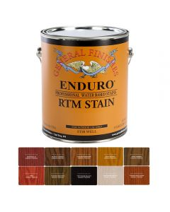 Enduro Ready-to-Match (RTM) Water-Based Stain