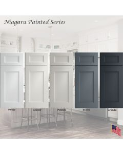 Niagara Painted Assembled Cabinet Series by Legend