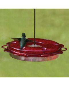 12 OZ. HUMMERFEST HUMMINGBIRD FEEDER